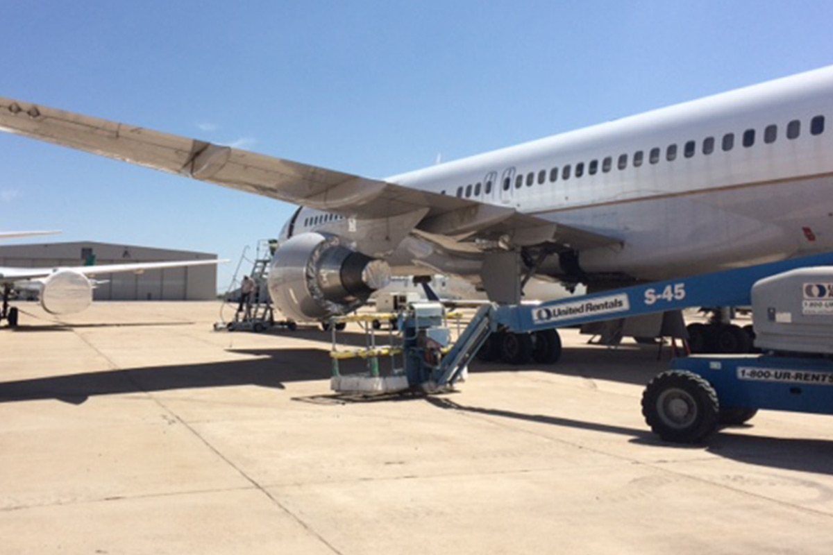 Aventure Aviation Boeing 757
