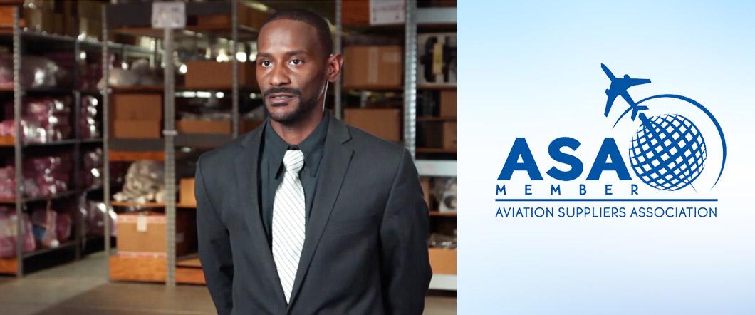 Chris Jackson of Aventure Aviation | Aviation Suppliers Association