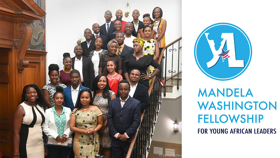 Mandela Washington Fellowship For Young African Leaders: Fellows at Clark Atlanta University