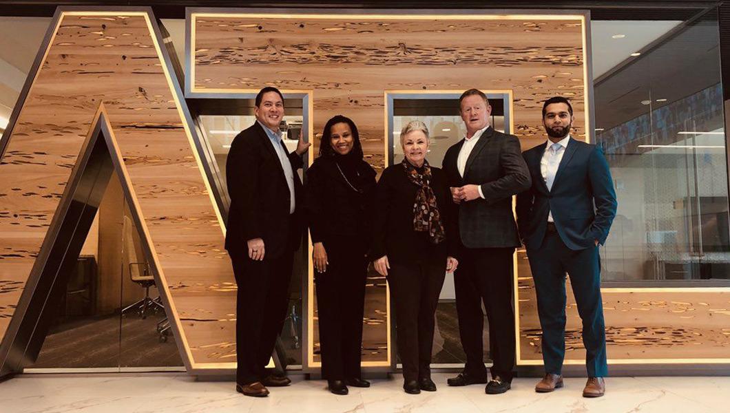 2018 Atlanta Metro Export Challenge judges