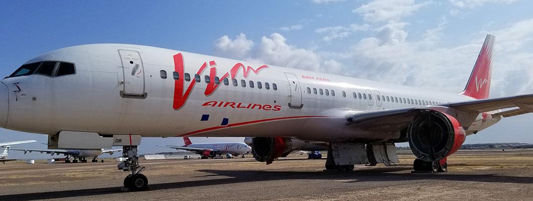 Aventure Aviation Boeing 757-200