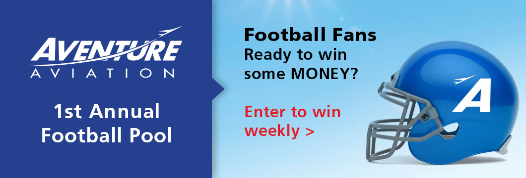 Enter Aventure Aviation's 1st Annual Football Pool!