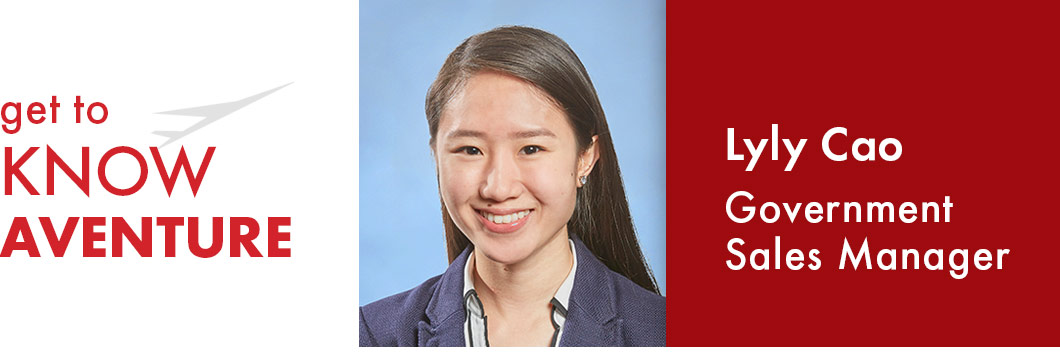 Get to Know Aventure | Lyly Cao - Government Sales Manager