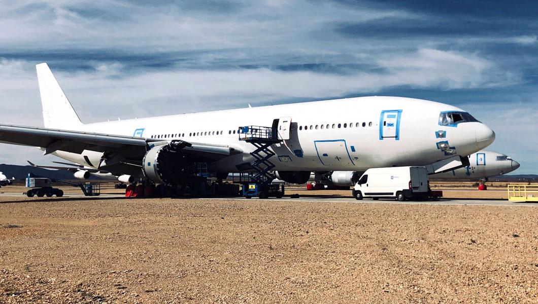 Aventure Aviation | C-130 flying over Atlanta