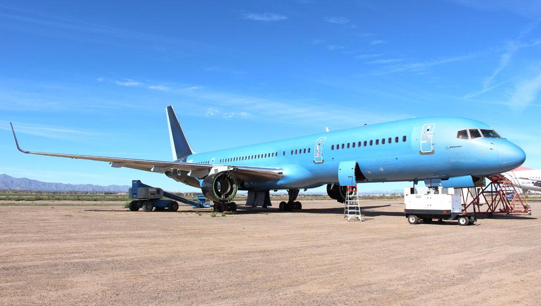 Aventure Aviation | Boeing 757