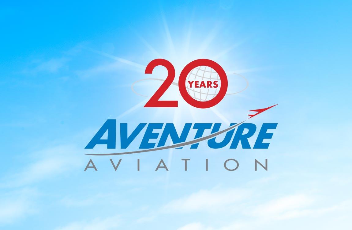 20 Years – Aventure Aviation