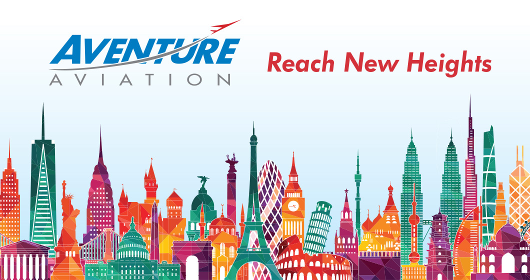 Aventure Aviation | Reach New Heights