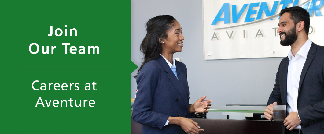 Join Our Team – Careers at Aventure Aviation