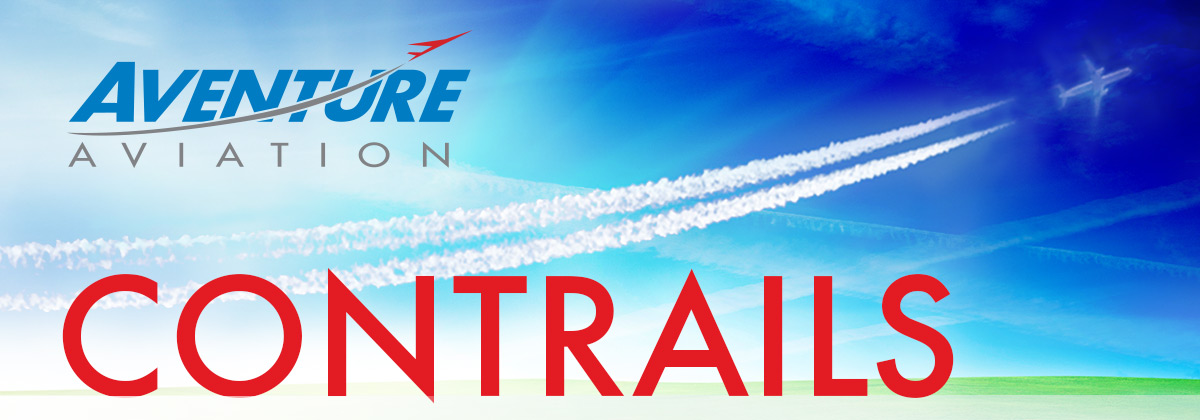 Aventure Aviation | Contrails