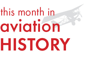 this month in aviation history