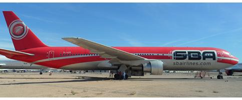 Aventure's Boeing 767-300ER