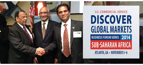 Discover Global Markets:  Sub-Saharan Africa Conference in Atlanta – Andrew Young, Arun Kumar, and Amyr Qureshi