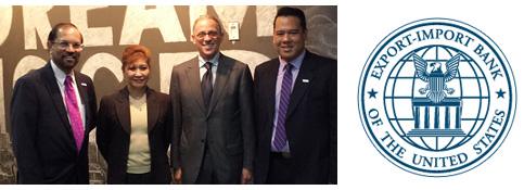 Aventure Speaks at U.S. Export-Import Bank Event