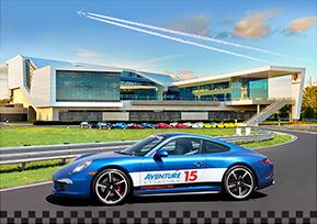 Aventure Aviation - Porsche Experience Center
